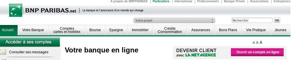 Consulter Mon Compte Bnp Paribas Acces Compte En Banque