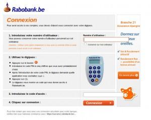 rabobank connexion