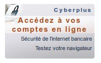 cyberplus rive de paris