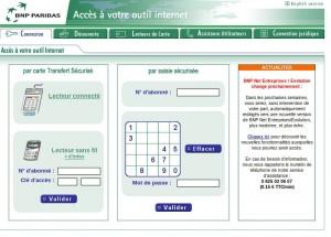 NET Entreprise BNP