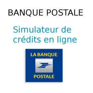 banque postale simuler un cr dit la consommation simulateur. Black Bedroom Furniture Sets. Home Design Ideas
