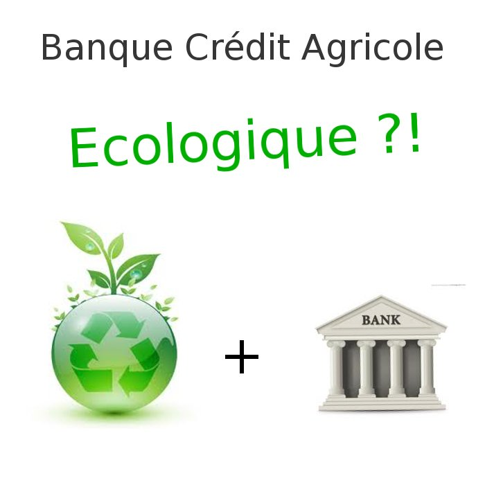Crédit agricole écologie