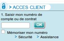 Numéro de compte CA Vosges Alsace
