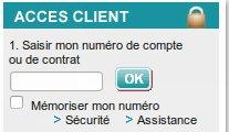 Page d 39 authentification pour consulter ses comptes credit - Ca brie en ligne ...