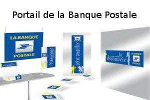 portail banque postale