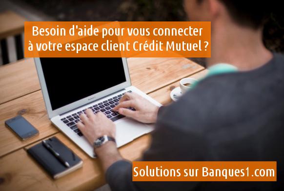 espace client crédit mutuel