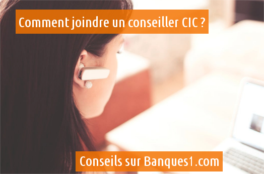 contacter le CIC