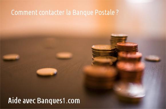 adresse Banque Postale