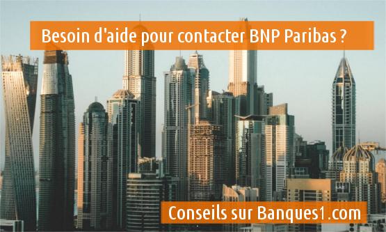 Contacter BNP