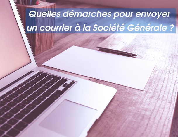 Contacter la Société Générale