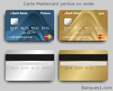 Mastercard perdue