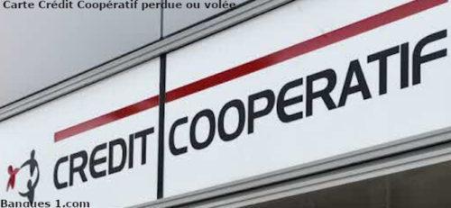 carte Crédit Coopératif