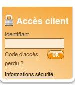 accès client pour la banque accord