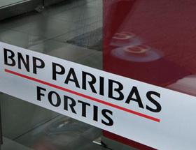 bnp fortis banque