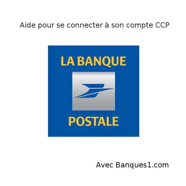 Se connecter à son compte CCP à la Banque Postale