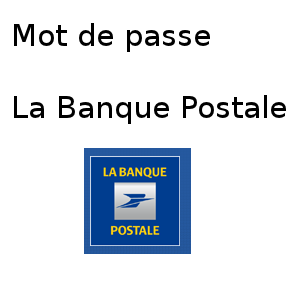 mot de passe banque-postale