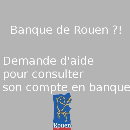 banque rouen