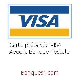 Carte prépayé visa